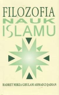 Filozofia nauk Islamu - okładka książki