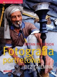 Fotografia portretowa bez tajemnic - okładka książki