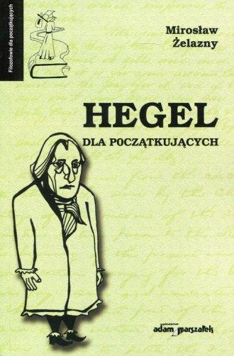 Hegel dla początkujących - okładka książki