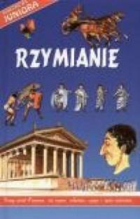 Kolekcja juniora. Rzymianie - okładka książki