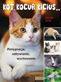 Kot, kocur, kiciuś? - okładka książki