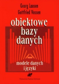 Obiektowe bazy danych - okładka książki