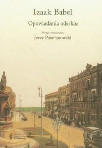 Opowiadania odeskie - okładka książki