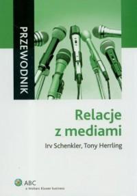 Relacje z mediami - okładka książki