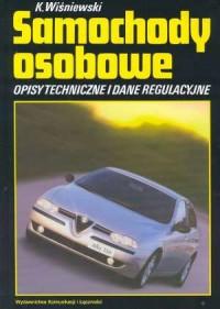 Samochody osobowe cz.15 - okładka książki
