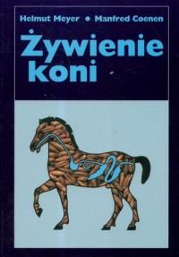 Żywienie koni - okładka książki