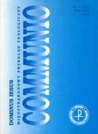Communio nr 1(127)/2002. Dominus Iesus - okładka książki