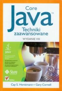 Core Java. Techniki zaawansowane - okładka książki