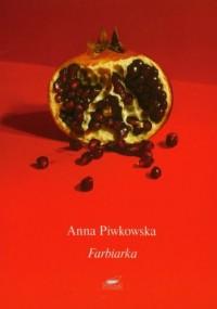 Farbiarka - okładka książki