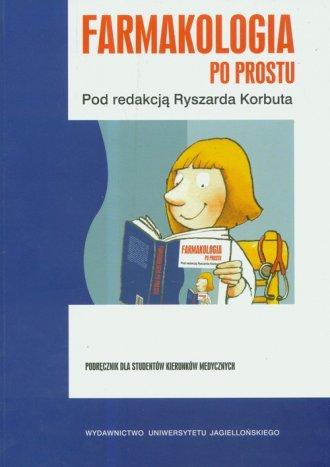 Farmakologia po prostu - okładka książki