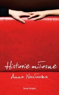 Historie miłosne - okładka książki