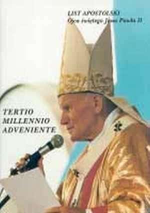 List apostolski Tertio Millennio - okładka książki