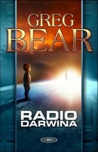 Radio Darwina - okładka książki