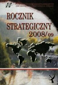 Rocznik strategiczny 2008/2009 - okładka książki