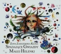 Spadające gwiazdy małej Helenki (CD) - pudełko audiobooku