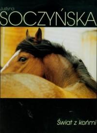 Świat z końmi - okładka książki