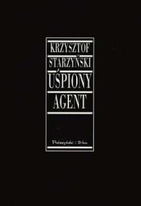 Uśpiony agent - okładka książki