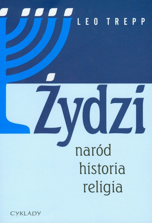 Żydzi. Naród, historia, religia - okładka książki
