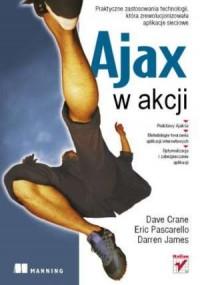 Ajax w akcji - okładka książki