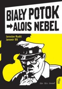 Alois Nebel. Biały Potok - okładka książki