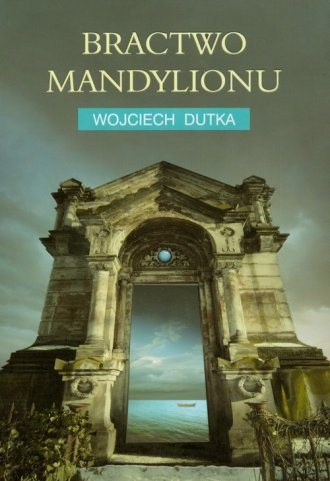 Bractwo Mandylionu - okładka książki