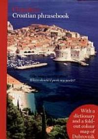 Chambers Croatian Phrasebook (Paperback) - okładka książki