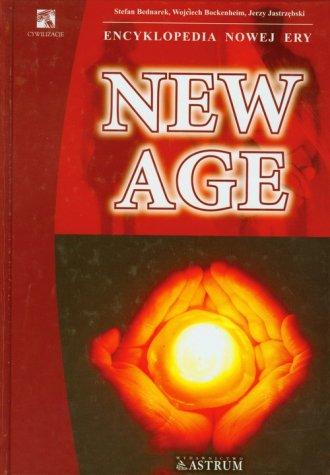 Encyklopedia nowej ery. New Age - okładka książki