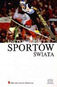 Encyklopedia Sportów Świata. Tom 13. Sk-St (+ CD - gra Strzelectwo sportowe) - okładka książki