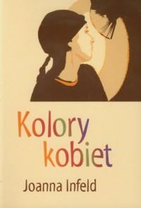 Kolory kobiet - okładka książki