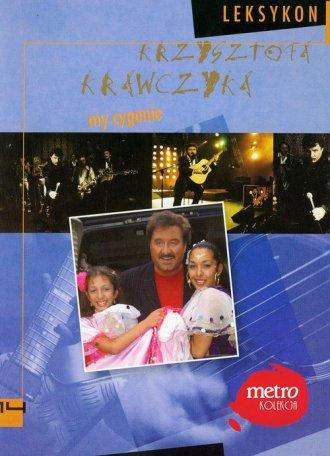 Leksykon Krzysztofa Krawczyka. - okładka książki