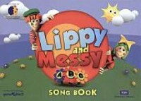 Lippy and Messy. ABC. Song book - okładka książki