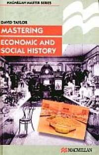 Mastering Economic and Social History - okładka książki