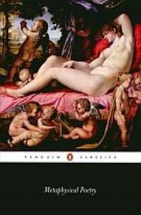 Metaphysical Poetry - okładka książki