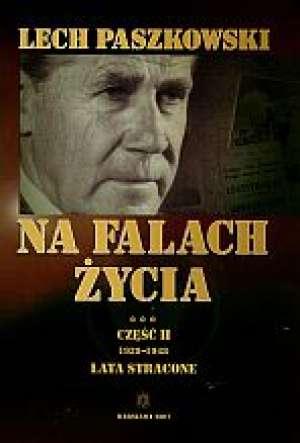 Na falach życia cz. 2 1939-1948. - okładka książki