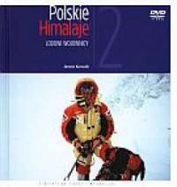 Polskie Himalaje 2. Lodowi wojownicy (+ DVD) - okładka książki
