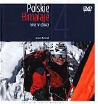 Polskie Himalaje 4. Panie w górach (+ DVD) - okładka książki