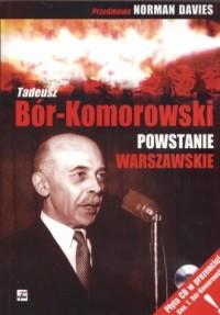 Powstanie Warszawskie (+ CD) - okładka książki