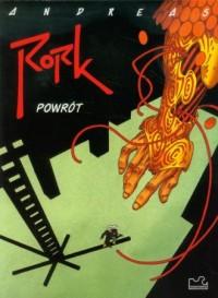 Rork. Tom 7. Powrót - okładka książki