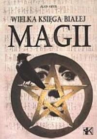 Wielka księga białej magii - okładka książki