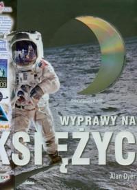 Wyprawy na Księżyc (+ DVD) - okładka książki