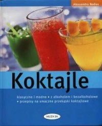 Koktajle - okładka książki