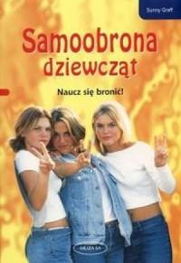 Samoobrona dziewcząt - okładka książki