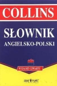 Collins. Tom 1-2. Słownik Polsko-Angielski (English-Polish) - okładka książki