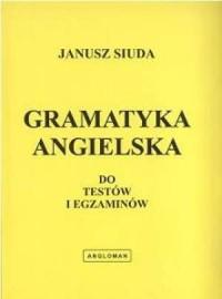 Gramatyka angielska do testów i egzaminów - okładka podręcznika