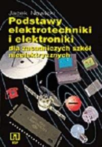 okładka podręcznika - Podstawy elektrotechniki i elektroniki.