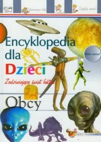 Encyklopedia. Obcy - okładka książki