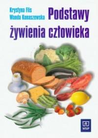 Podstawy żywienia człowieka - okładka książki