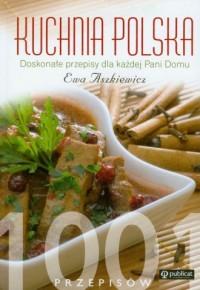 Kuchnia polska. 1001 przepisów - okładka książki