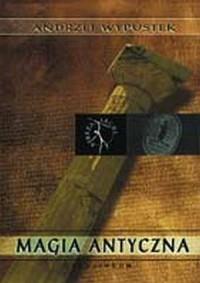 Magia antyczna - okładka książki