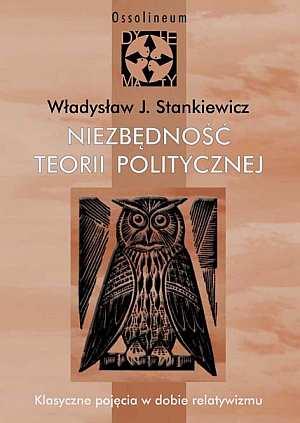 Niezbędność teorii politycznej. - okładka książki